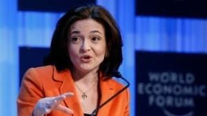 Sheryl Sandberg I've Cried at Work